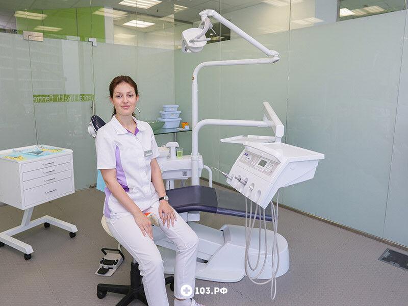 DHC Стоматологический центр «DHC (ДиАшСи)» - фото 1528433
